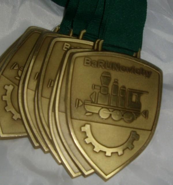 Медаль BaRUNovichy Run
