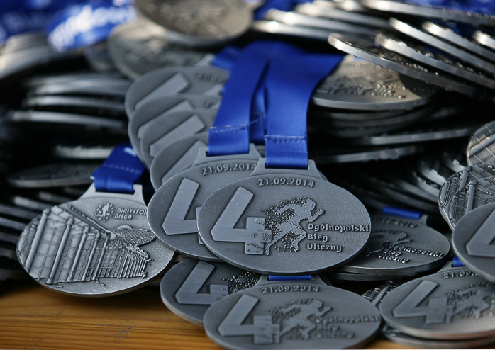 Белосток Бега медали