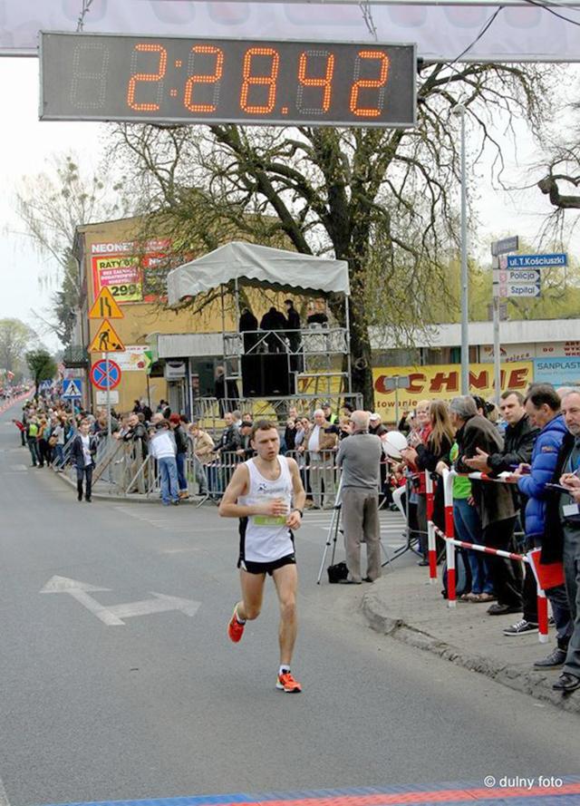 Чемпионат Польши по марафону 2014