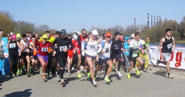 Открытие сезона Минск 2014