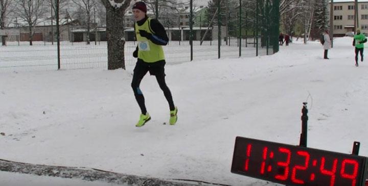 вяндра марафон