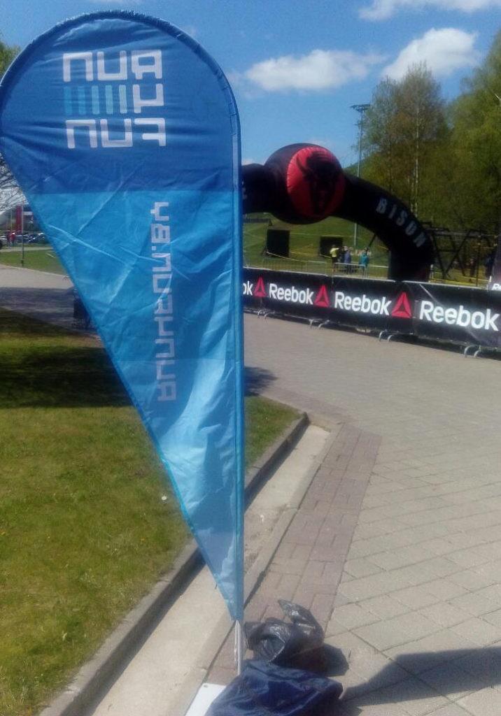 Bison Race run4fun