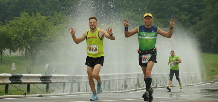 марафон дружбы