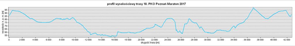poznan marathon profil