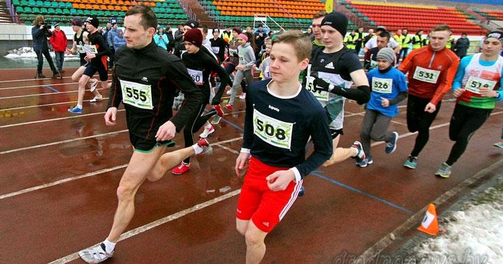 12-минутный бег Гродно