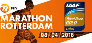 Marathon Rotterdam logo
