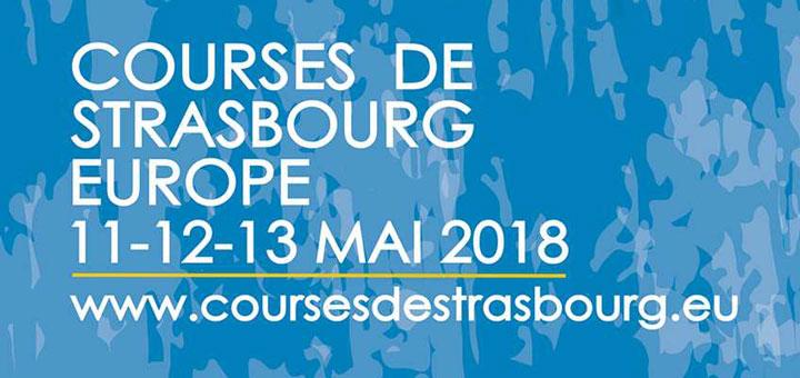 Strasbourg halfmarathon logo