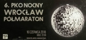 Wroclaw halfmarathon 2018