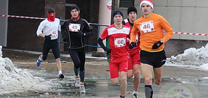 новогодний мини-марафон