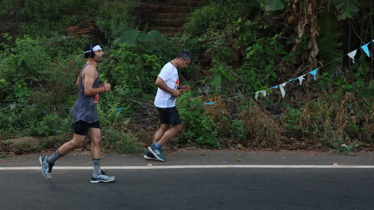 Goa River Marathon 2018